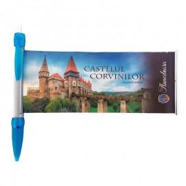 Pix cu foita - Castelul Corvinilor
