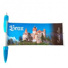Pix cu foita - Castelul Bran
