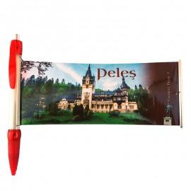 Pix cu foita - Castelul Peles