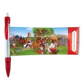 Pix cu foita - texte biblice copii