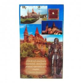 Aplica sticla - Castelul Corvinilor - maxime