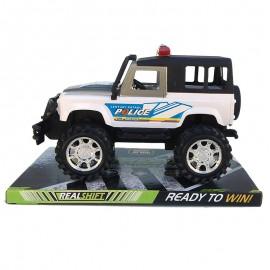 Jeep de politie