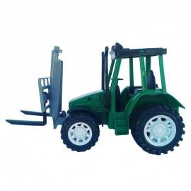 Tractor cu stivuitor