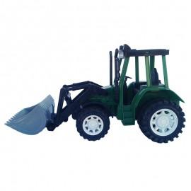 Tractor excavator