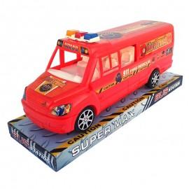 Autospeciala de pompieri