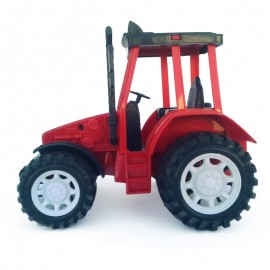 Tractor plastic