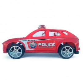 Masina break - politie