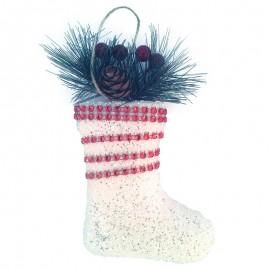 Ornament de pom - cizma