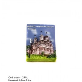 Magnet Manastirea Curtea de Arges