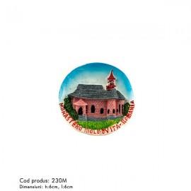 Magnet rotund Manastirea Moldovita