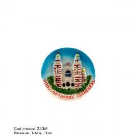 Magnet rotund Catedrala Sibiu