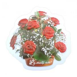 Magnet - flori de primavara