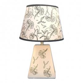 Veioza ceramica - model floral