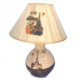 Veioza ceramica - Turn Eiffel