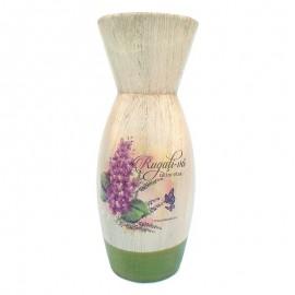 Vaza ceramica vintage - Rugati-va neincetat