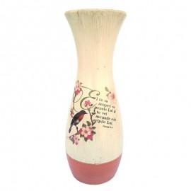 Vaza ceramica vintage - Psalmi 91:4