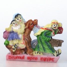 Magnet Fuga in Egipt