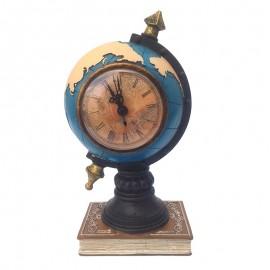 Glob pamantesc cu ceas