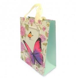 Punga hartie - fluturi si flori (32 cm)