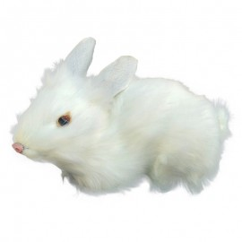 Iepuras cu blana (20 cm)