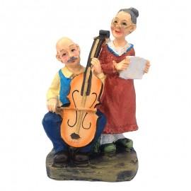 Mos cu baba si violoncel