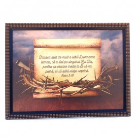Tablou cu versete din Biblie