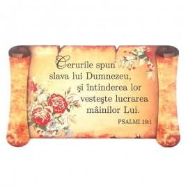 Aplica - Psalmi 19:1