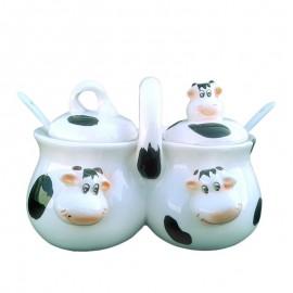 Set ceramica - 2 piese