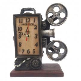 Pusculita - proiector retro cu ceas