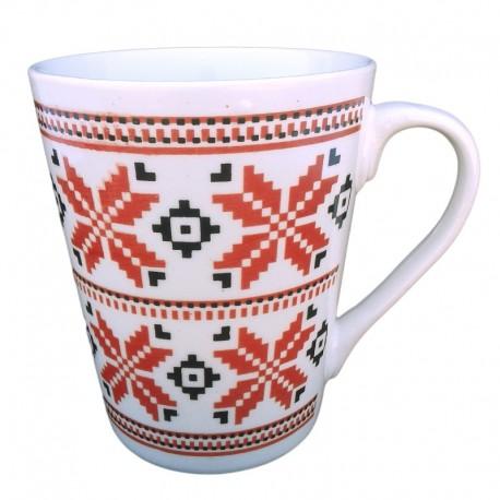 Cana ceramica - motive nationale