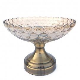 Fructiera de sticla (23 cm)