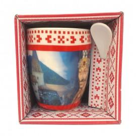 Cana cu lingurita - Castelul Bran