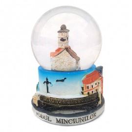 Glob de sticla - Sibiu