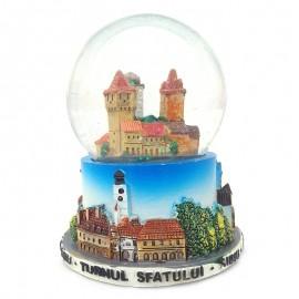 Glob sticla - colaj Sibiu
