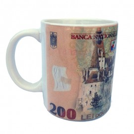 Cana cu bancnota - Vlad Tepes