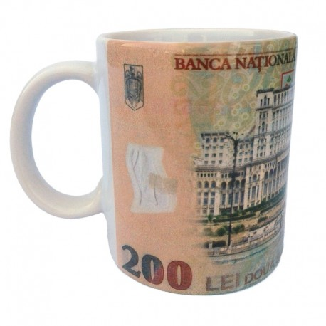 Cana cu bancnota - Mihai Viteazul