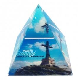 Piramida de sticla - Bucegi (4 cm)