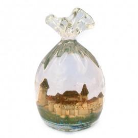 Sac transparent - Castelul Corvinilor