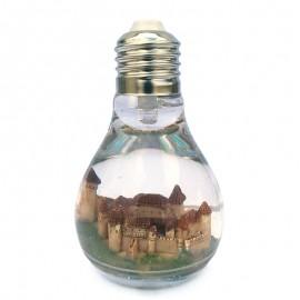Bec transparent - Castelul Corvinilor
