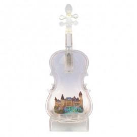 Vioara transparenta - Castelul Corvinilor