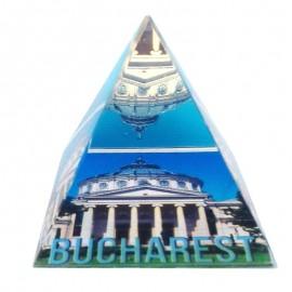 Piramida de sticla - Bucuresti