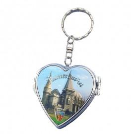 Breloc cu oglinda - Castelul Corvinilor