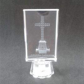 Decoratiune - Crucea Caraiman (8 cm)