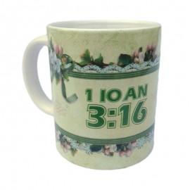 Cana - text religios Ioan 3.16