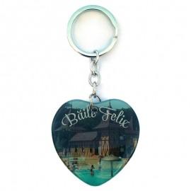 Breloc inima - Baile Felix