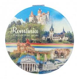 Oglinda de poseta - Romania