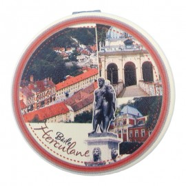 Oglinda de poseta - Baile Herculane