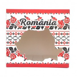 Cutie cana cu decupaj - Romania