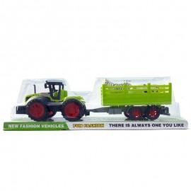Tractor - 2 animale