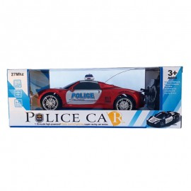 Masina politie cu telecomanda